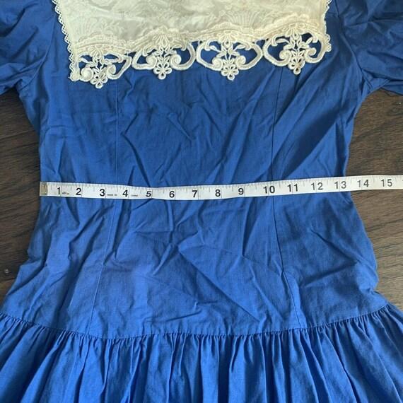 Vintage Gunne Sax Dress, Vintage Jessica McClinto… - image 7