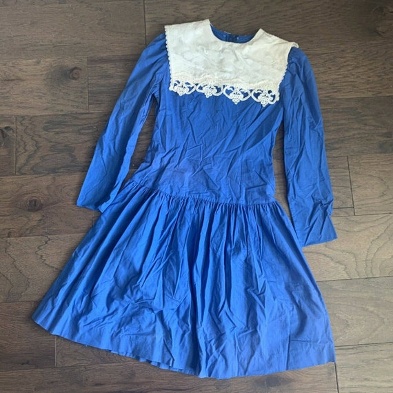 Vintage Gunne Sax Dress, Vintage Jessica McClinto… - image 1