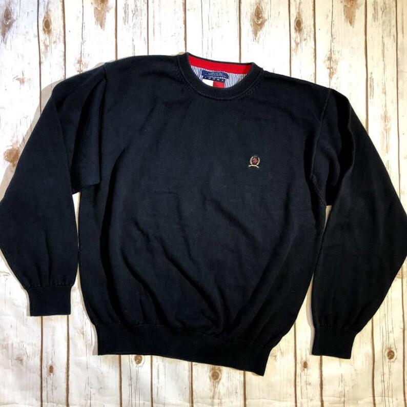 4084f423 Vintage Tommy Hilfiger Sweater 90s Tommy Hilfiger Knit | Etsy