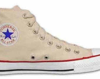 Converse Chuck Taylor All Star Shoes (M9162) Hi top in White