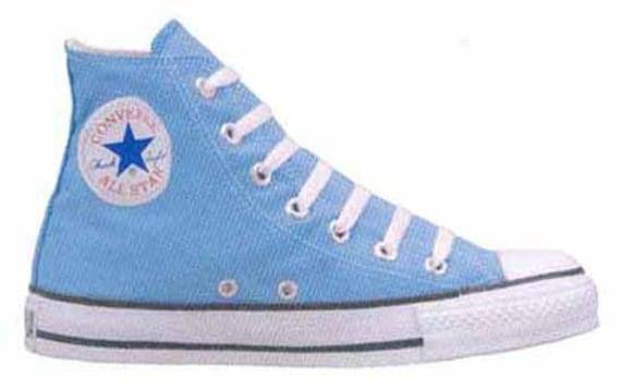 Converse Chuck Taylor All Star Hi Top 1J624 Carolina  1c11fc58e