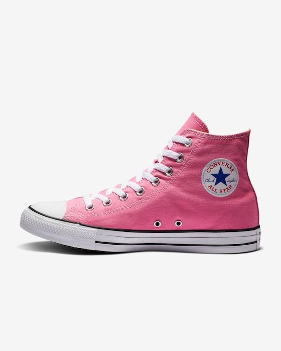 Nuovi Prodotti goditi la spedizione in omaggio buona qualità Converse Chuck Taylor All Star Hi Top M9006 Pink | Etsy