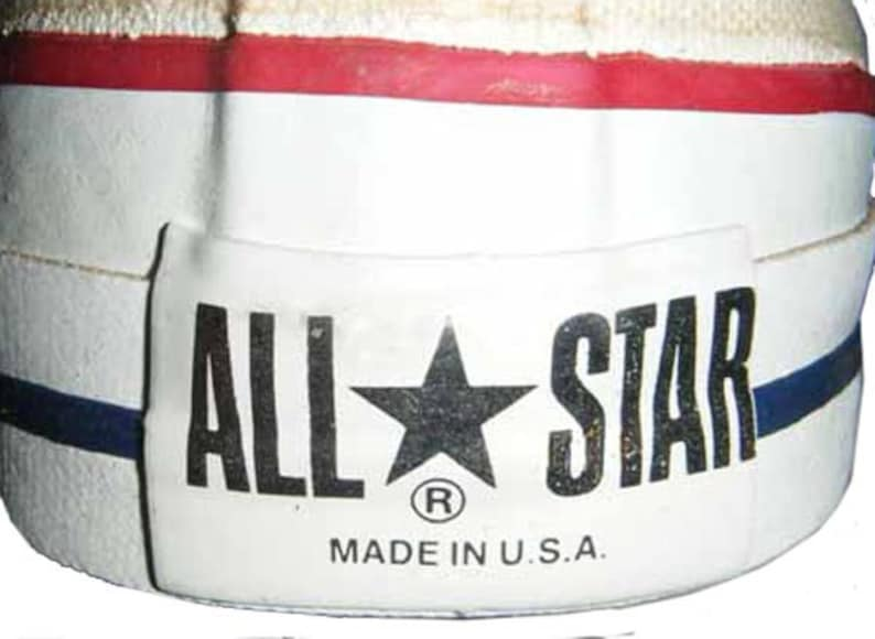 Converse Chuck Taylor Hi-Top White / Made in USA / New In Box uT5X8vgg