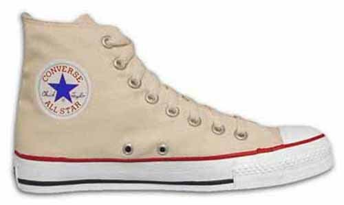 Converse Chuck Taylor All Star Hi-Top Made In USA White    91410f367