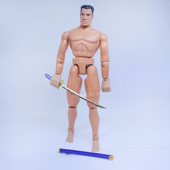 "1:6 Scale Katana Japanese Samurai Ninjia Sword Model Toy For 12/""in Action Figure"