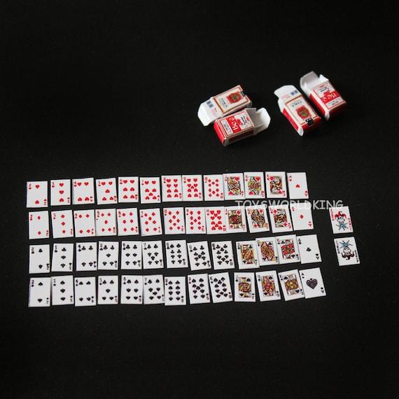 "1:6 Scale Scene Decoration Magazine Poker For 12/"" Action Figure Doll"