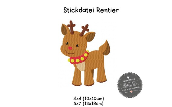 Stick File Gifts Baby Reindeer Xmas xmas