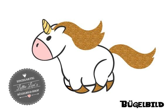 Iron on ironing board-unicorn Unicorn