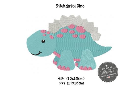 Stick file Dino Dinosaur Stegosarus