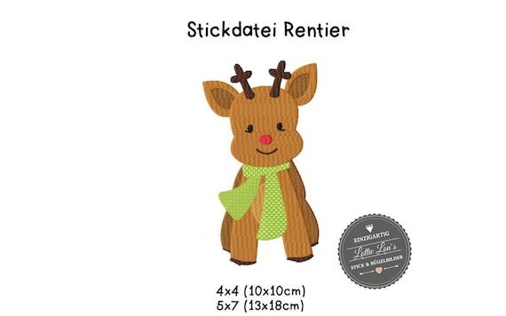 Stick File Gifts Baby Reindeer Xmas xmas