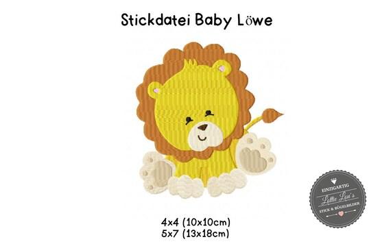 Stick file baby Lion-Lion t 4x4 5x7