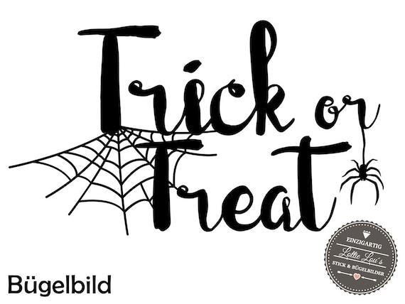 Ironing board DIY Halloween SpookyTrick or treat sweet or sour iron on appliqué glitter flock effect Flex