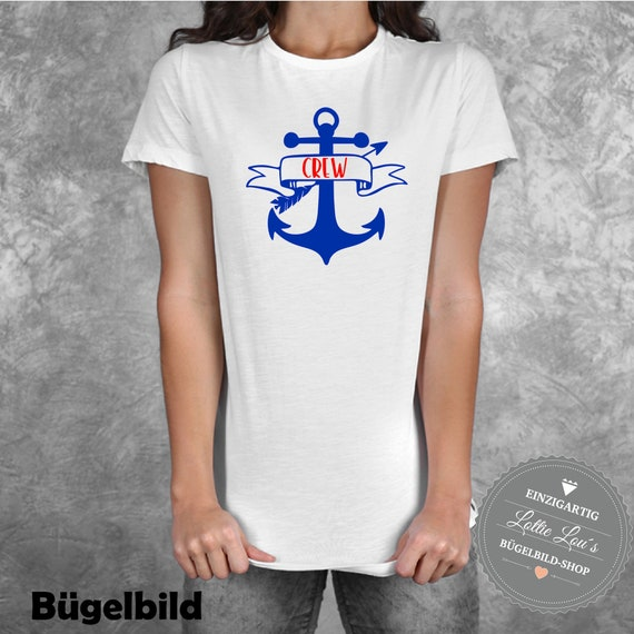 Ironi On Bridal Shower  JGA bachelor's party team bride Bride Crew  anchor wedding
