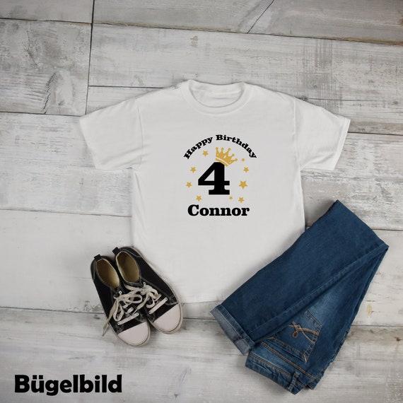 Eins zigartig Krone Aufbügler Bügelbild //T-Shirt zum 1 ersten Geburtstag Mrs