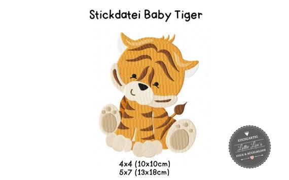 Stick file Baby Tiger 4x4 5x7