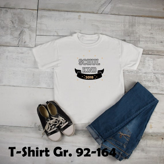 T-Shirt schoolchild 2019