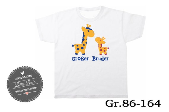 T-shirt/body Big Brother Giraffe