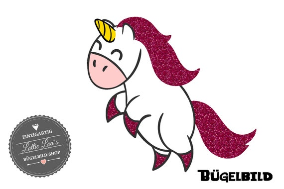 Iron on iron-on-Unicorn Unicorn XXL