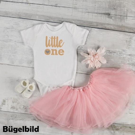 Bügelbild / Shirt  Erster Geburtstag Little One