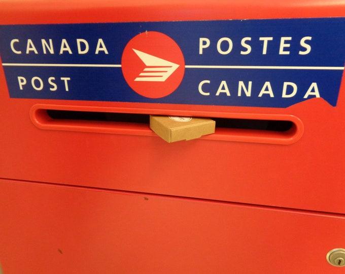 Kraft Paper Boxes, Small Gift Boxes, FITS Thru MAIL SLOT, 5.5x5.5x1.5cm, Jewelry Box, Wedding Favor Boxes, Paper Box, Kraft Box, Soap Box