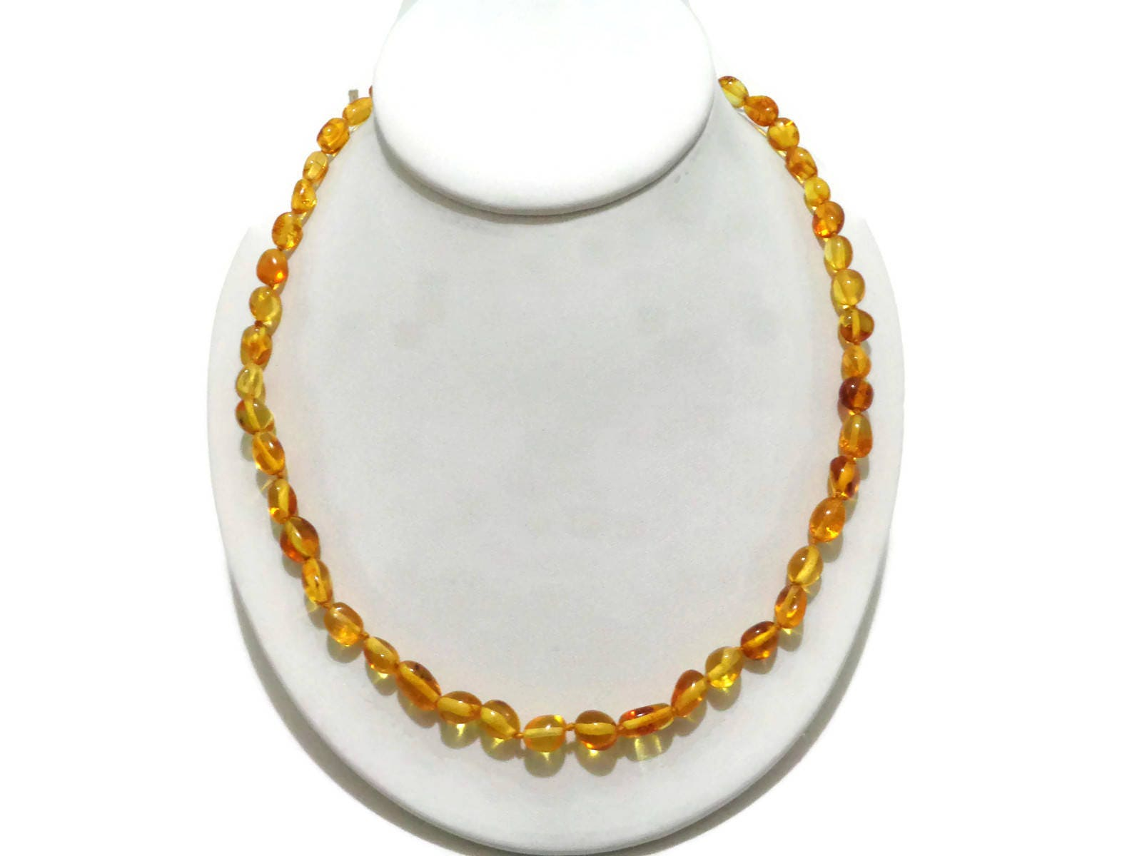 baltic amber necklace for adults real amber necklace polished