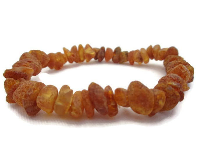 Baltic Amber Bracelet For Adults, Pain Relief Amber Healing Bracelet, Natural Amber for Pain Relief, Wrist & Joint Pain, Swelling, Arthritis