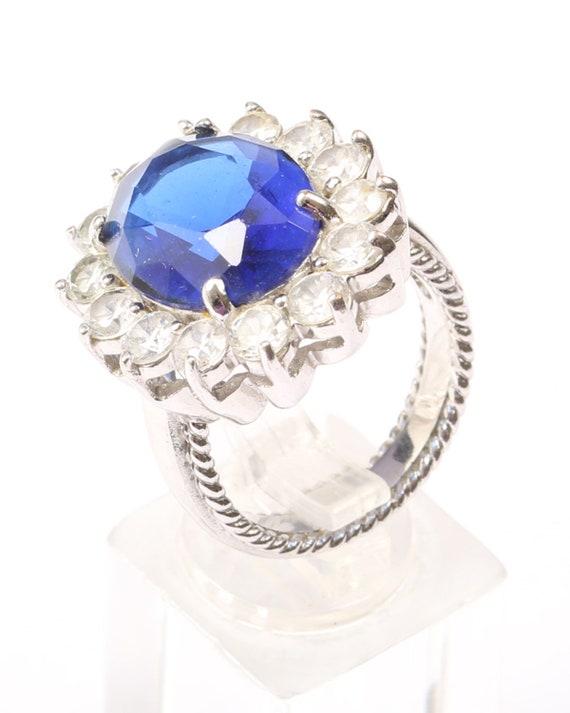 KJL Vintage 1980s Princess Diana Ring
