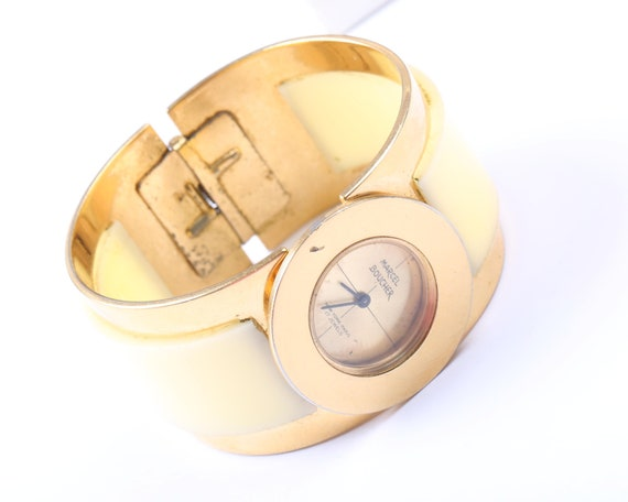 Marcel Boucher Wind Up Bracelet Watch, Vintage 196