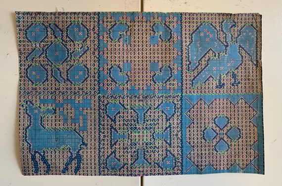 Charming Early 20th Century French Painting For Woven Development (3353)