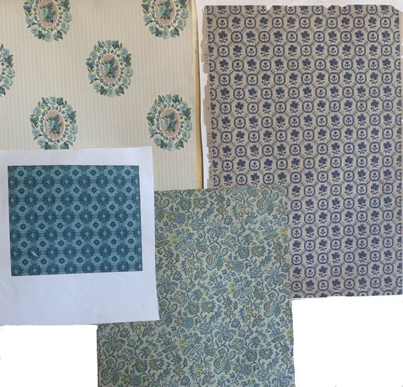 Beautiful 4 French 19th 20th Century Wallpapers 5221