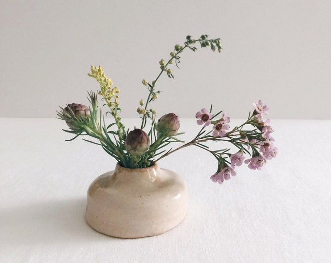 Handmade Tiny Ceramic Vase