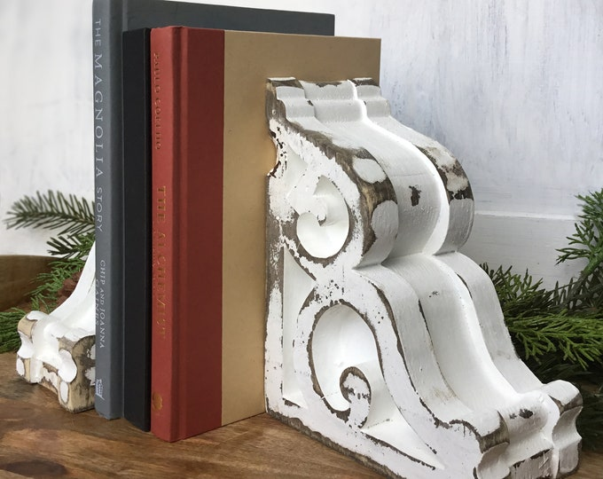 Baby Bookend Corbels