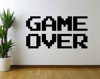 Game Room Decor Etsy
