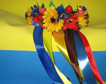 Ukrainian wreath
