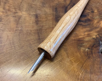 Carrot Size Crowquill Penholder