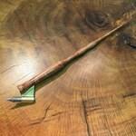 Mesquite Oblique Pen Holder