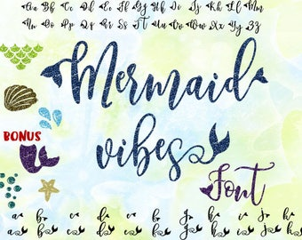 Cursive font svg, dxf, Studio v3, eps, png, cdr, file for Silhouette Cameo, Curio, cut file for cutting machines, instant download