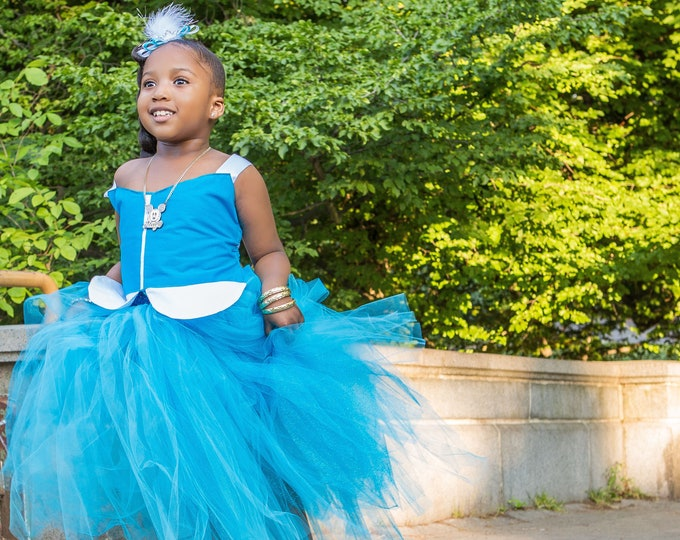 Princess tutu 2piece outfit for kids of all ages/ Princess outfit Halloween