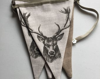 Stag bunting