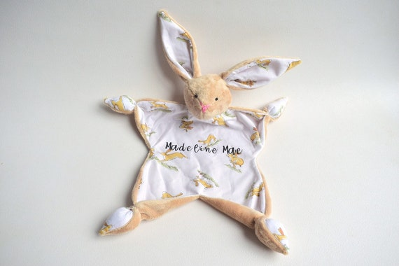 Babies Unicorn Comforter Blanket Cute 3D Cuddle Soother Newborn Baby Girls Gift