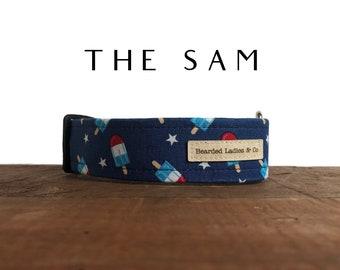 The Sam : Summer Popsicle Dog Collar
