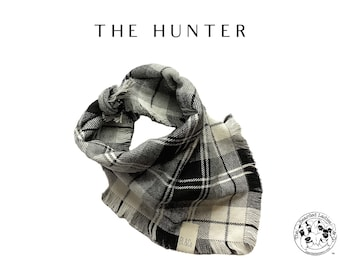 The Hunter : Ruff Flannel Bandana