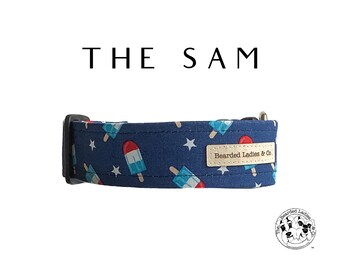 The Sam : Summer Popsicle Dog Collar