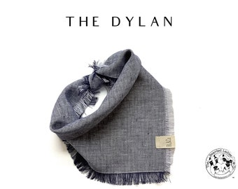 The Dylan : Ruff Cotton Bandana