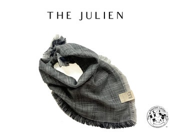 The Julien : Ruff Linen Bandana