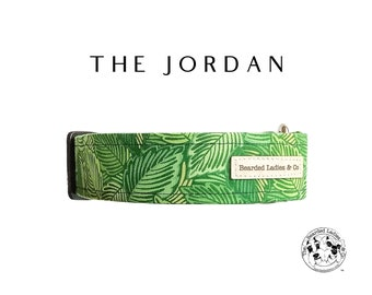 The Jordan : Leaves Dog Collar