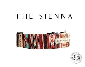 The Sienna : Southwest Inspired Dog Collar