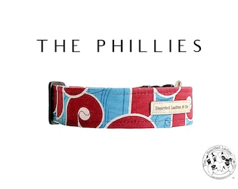 The Phillies : Philadelphia Phillies Dog Collar