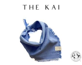 The Kai : Ruff Cotton Bandana