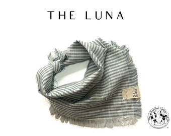 The  Luna : Ruff Cotton Bandana